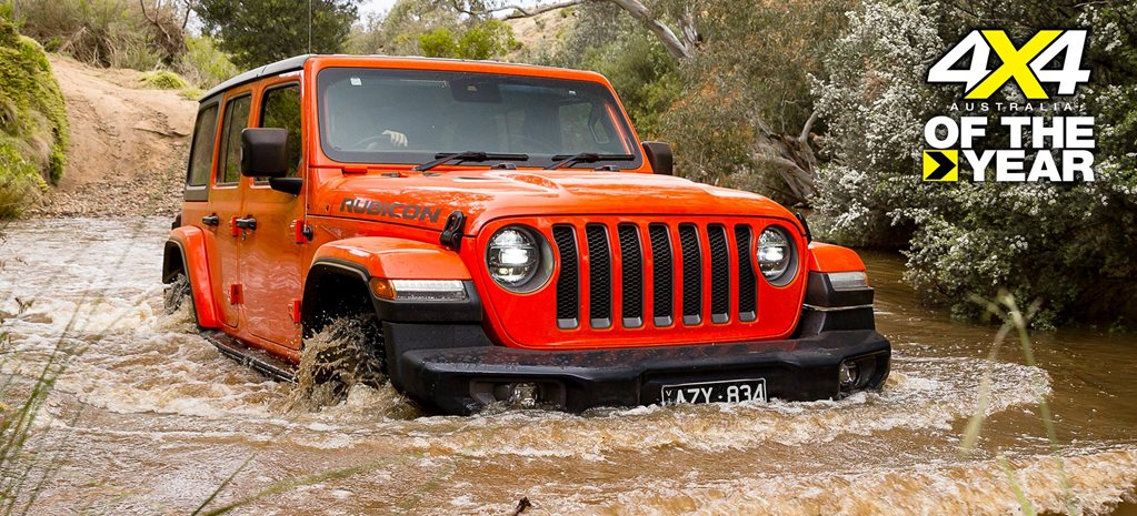 2020 4X4 Of The Year Jeep Wrangler Rubicon review feature