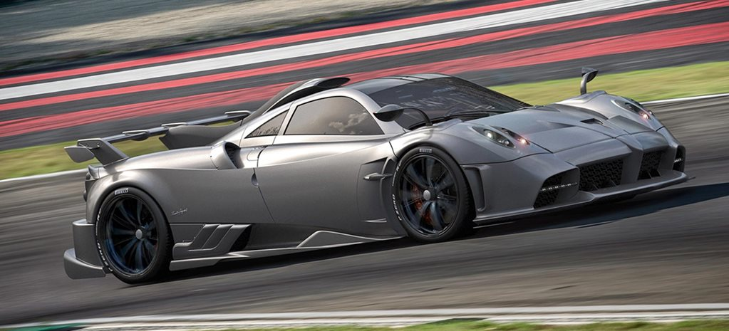 Pagani Imola revealed technical specs news