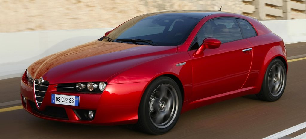 2005 Alfa Romeo Brera Fast Car History Lesson feature