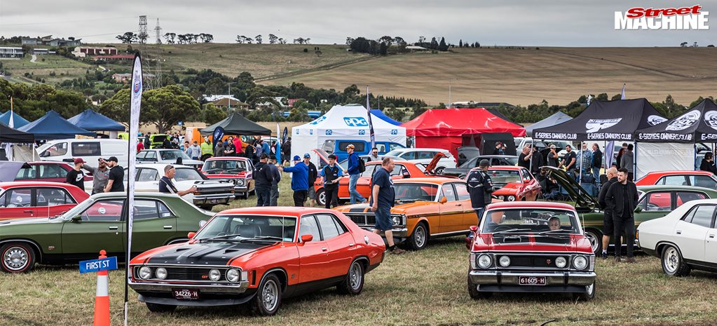 All Ford Day Geelong 2020