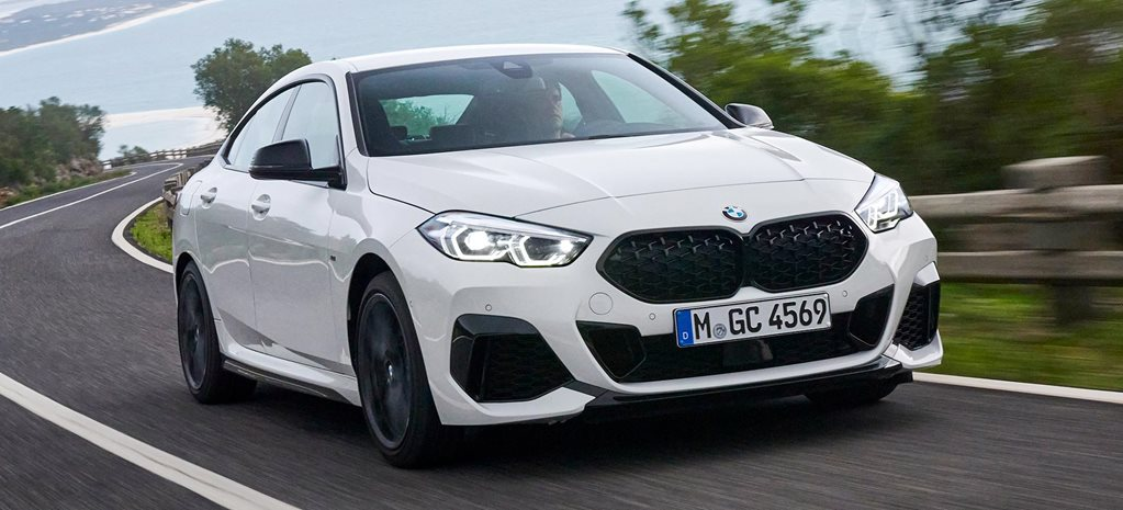 BMW M235i Gran Coupe review feature