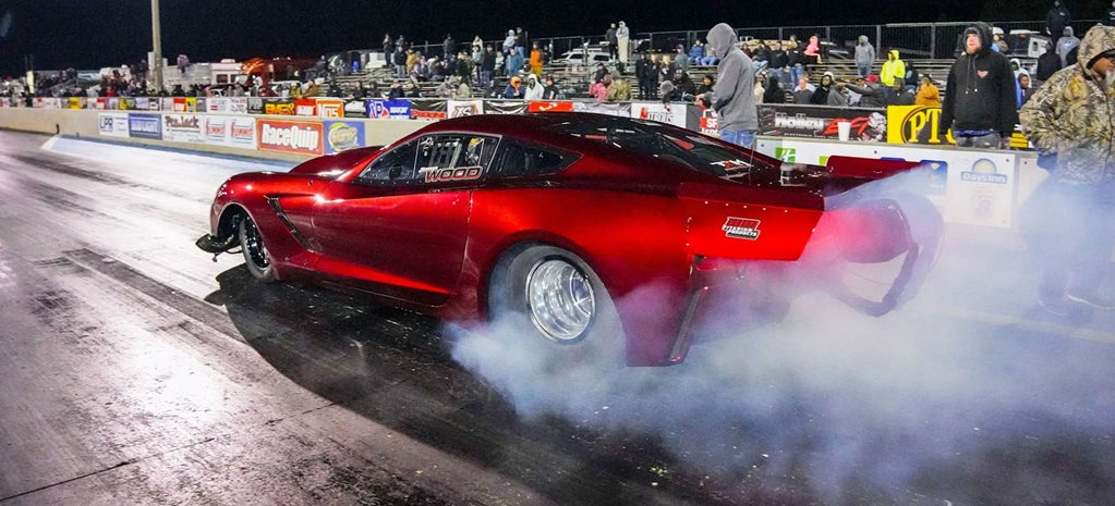 Stevie 'Fast' Jackson wins Radial vs The World at Lights Out 11