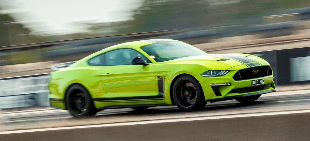 Ford Mustang R-Spec: real-world performance figures revealed