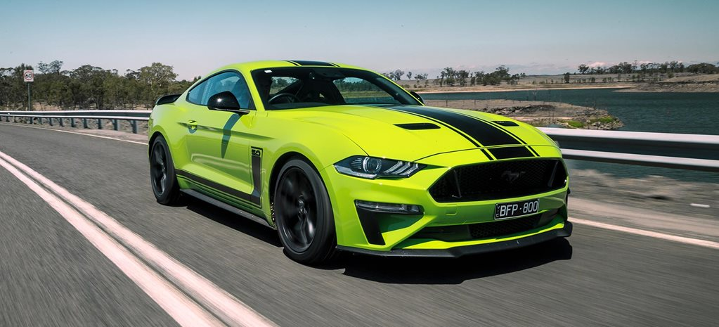 Ford Mustang R-Spec review feature