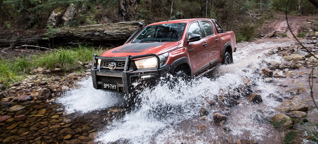 Best 4x4 utes for sale in Australia