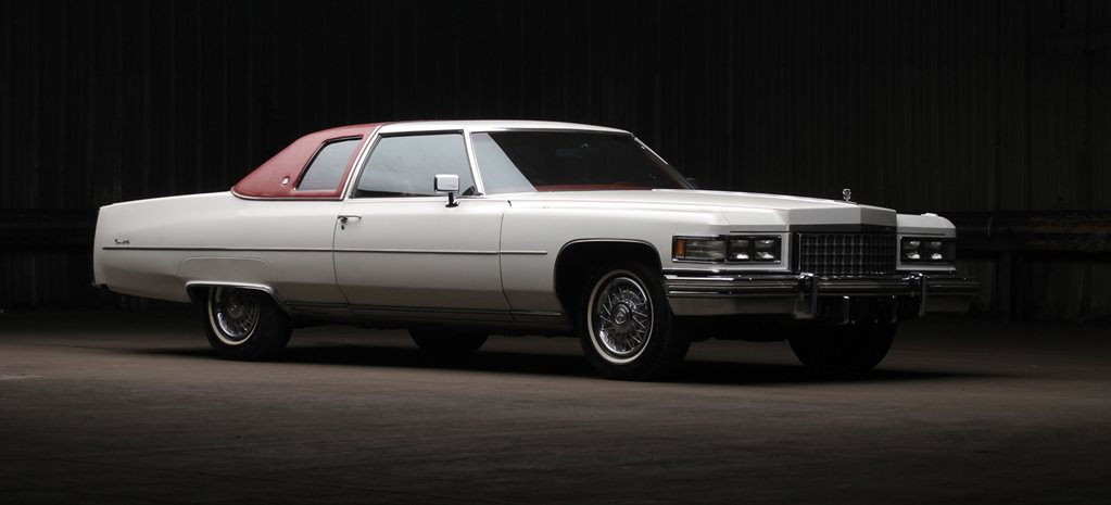 How the 1976 Cadillac Coupe deVille sold like crazy amidst an oil crisis