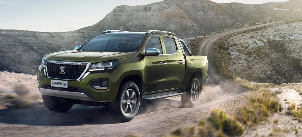 Peugeot Landtrek revealed news