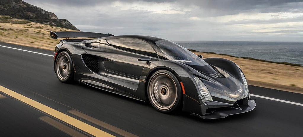Czinger Vehicles 21C hypercar revealed news