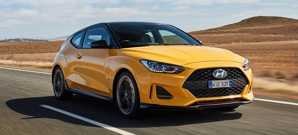 Hyundai Veloster Turbo review feature