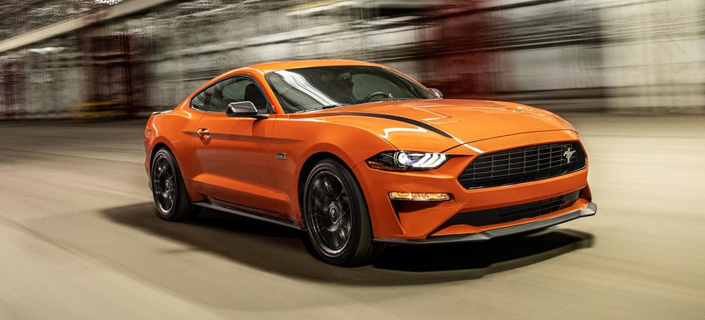 Roush Mustang 2.3L Performance Pac revealed news