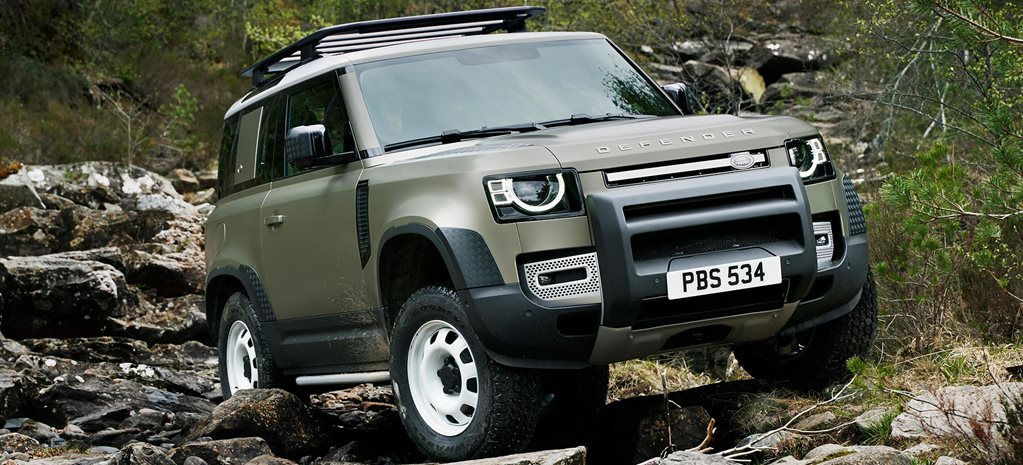 Land Rover Defender 90 Australian introduction news