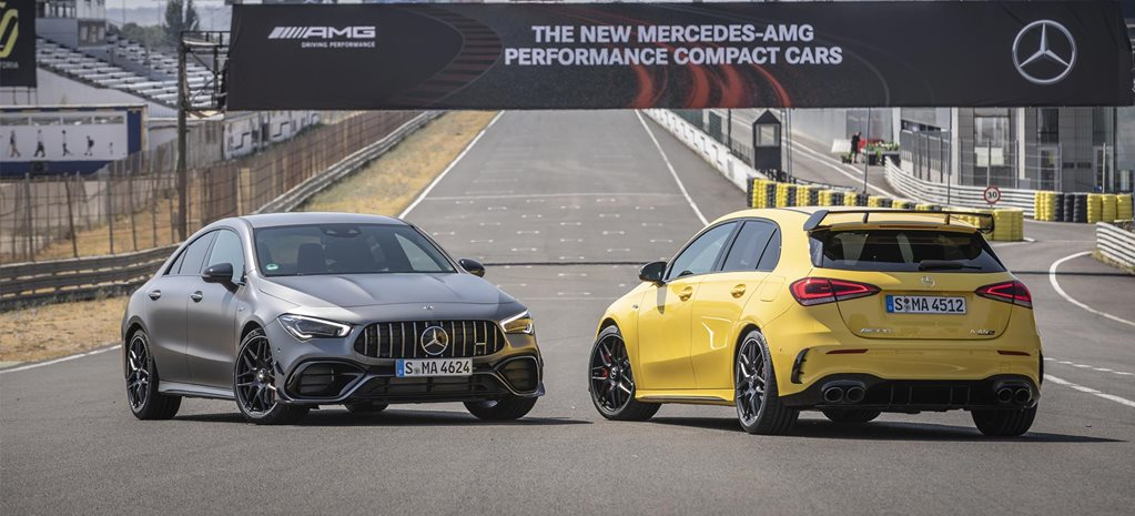 Mercedes-AMG A45 S and CLA45 S Australian pricing news