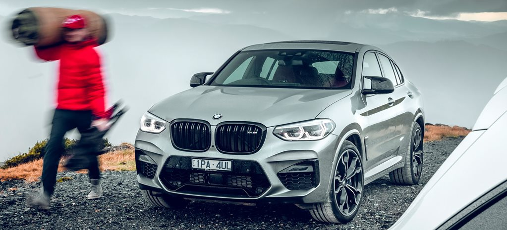 A one night stand with the BMW X4M Competition
