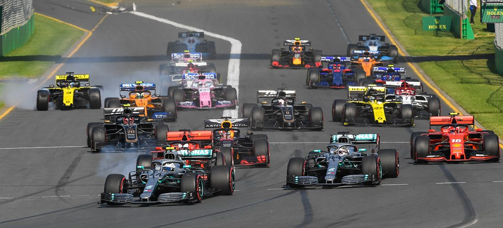 How coronavirus could stop the Australian Grand Prix