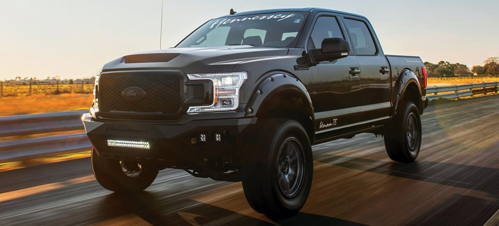 Hennessey Venom 775 Supercharged Ford F-150 news