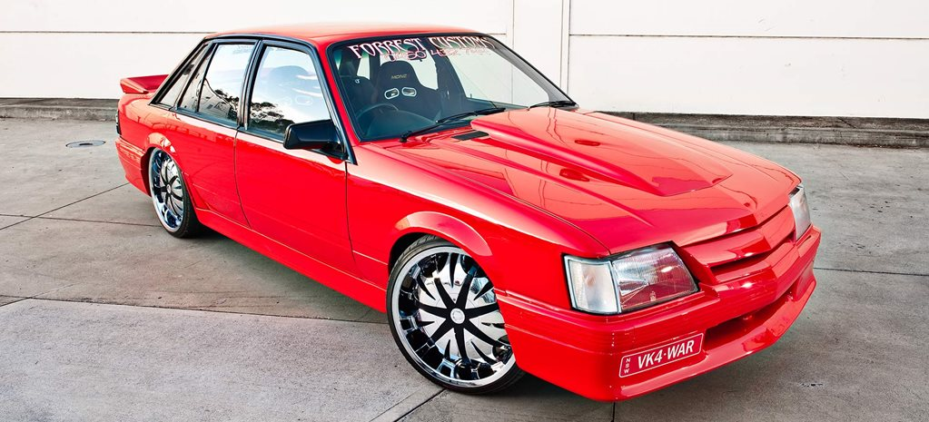 LS3-powered 1985 Holden VK Commodore