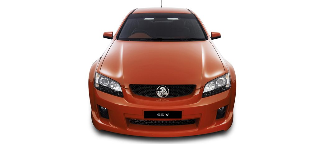 Holden Commodore VE feature