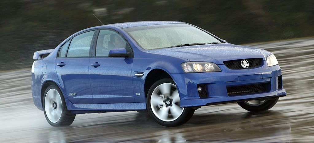 Holden Commodore VE first drive