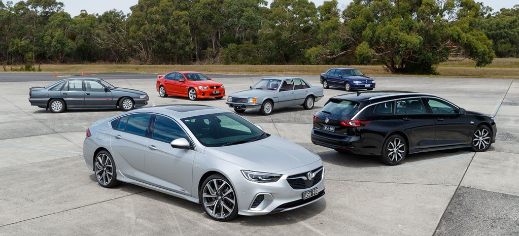 Holden sales in freefall after announcing closure