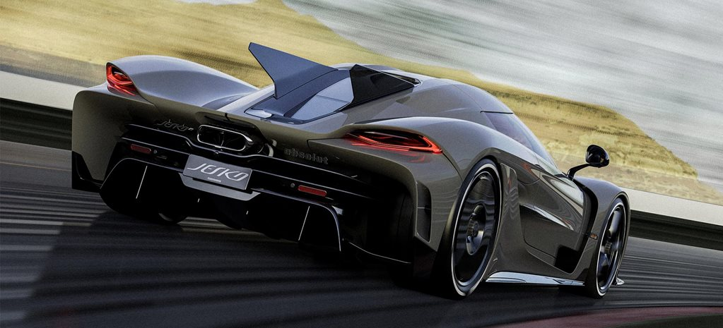 Koenigsegg Jesko Absolut brand fastest-ever car news
