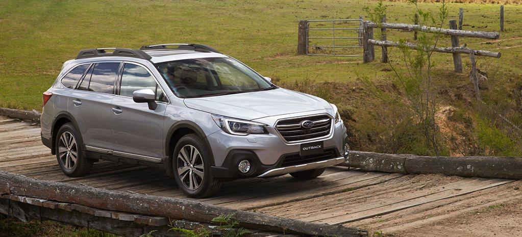 Subaru Outback 3 6r 2020 Review