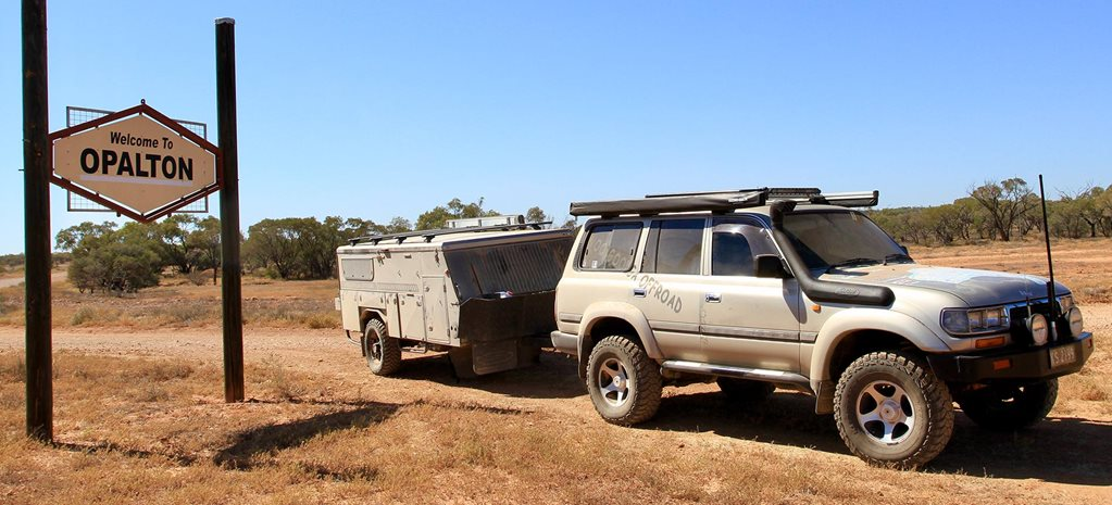 Winton Shire 4x4 travel guide feature