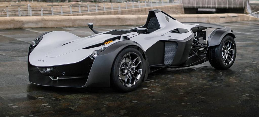 Second-generation BAC Mono launched news