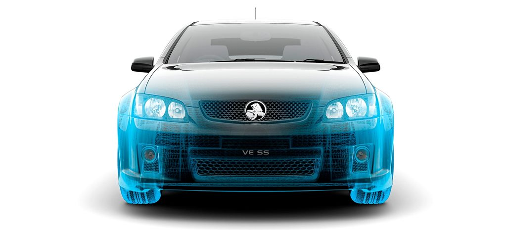 Holden Commodore VE feature Development