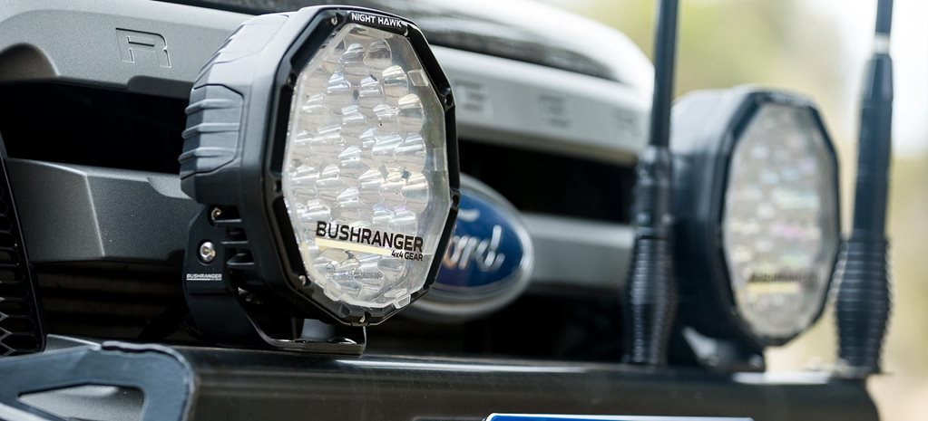 Bushranger Night Hawk driving lights product review feature