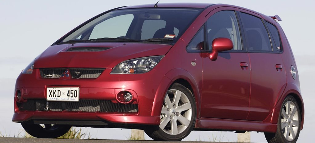 Mitsubishi Colt Ralliart Turbo review classic MOTOR