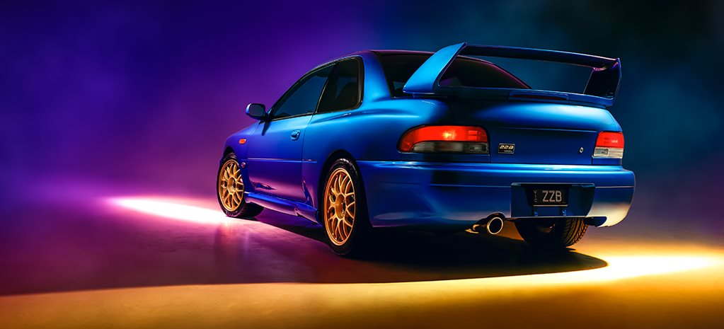 1998 Subaru Impreza WRX 22B-STi Version Collectable