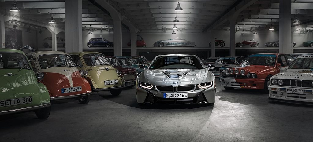 BMW i8 production ends news