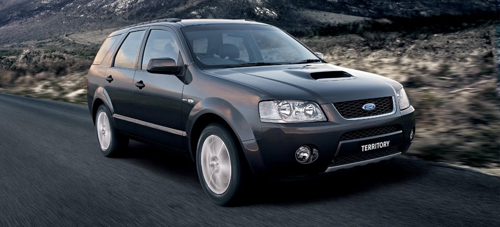 2006 Ford Territory Turbo review feature