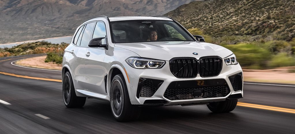 BMW X5M Competition review feature