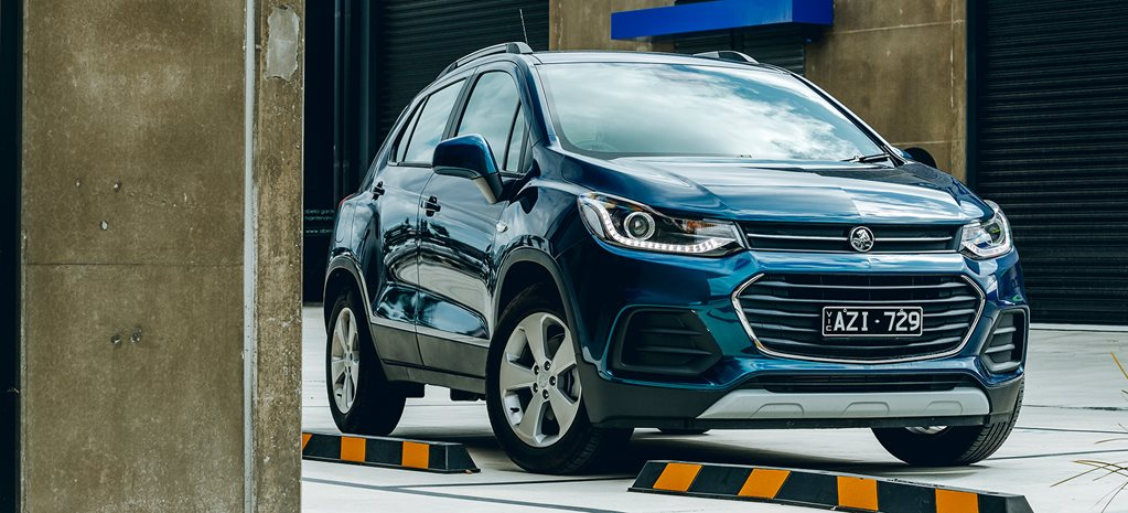 2020 Holden Trax small SUV megatest
