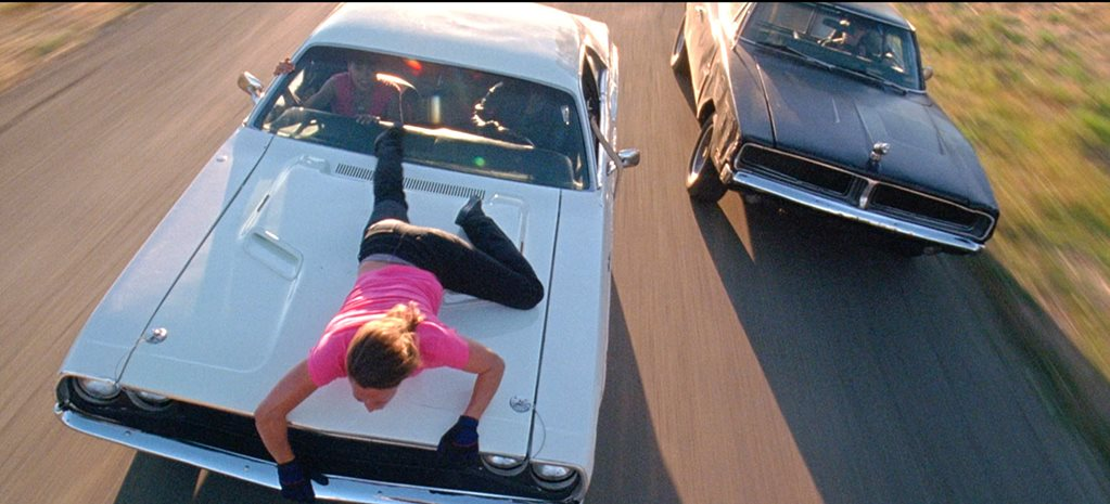 Death Proof (2007) - Ripper car movies