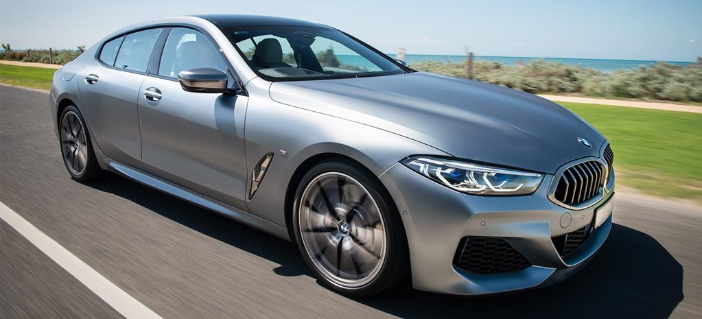 BMW 8 Series Gran Coupe review feature
