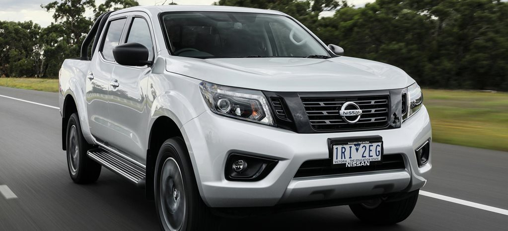 Nissan Navara dual-cab improved news