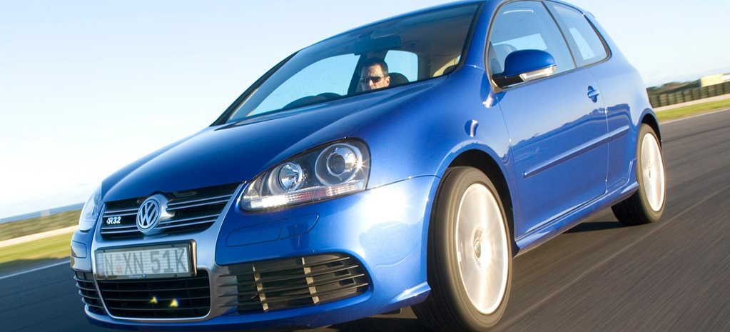 Volkswagen Mk5 Golf R32 review feature