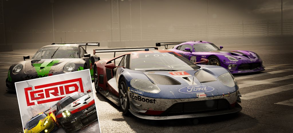 Codemasters grid review
