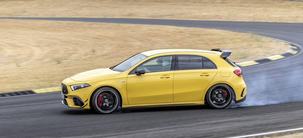 Excited about the new A45 AMG? Here are six other options for similar money