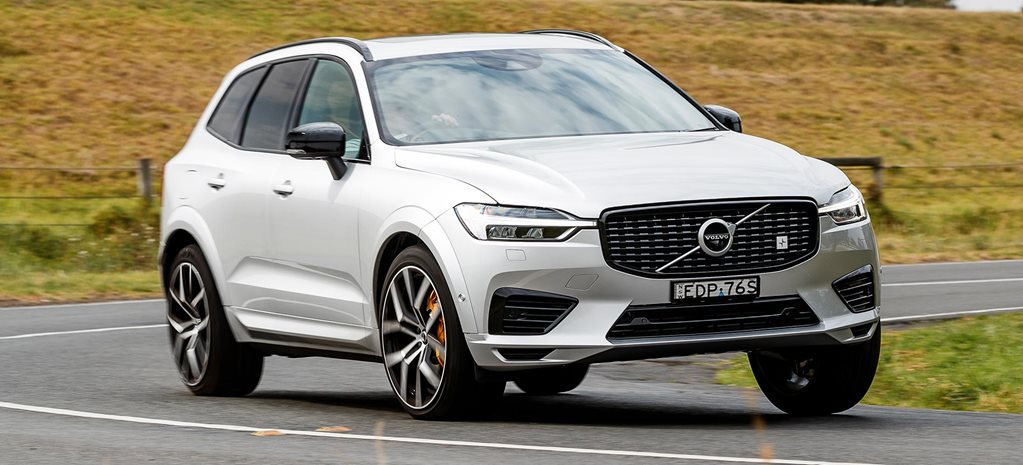 Volvo XC60 T8 Polestar Engineered review feature