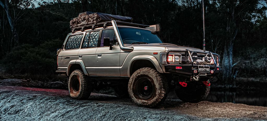 Modernised custom Toyota LandCruiser HJ60 review feature