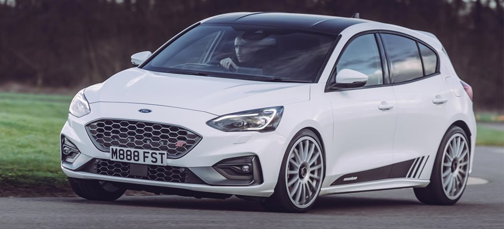 Mountune 243kW Ford Focus ST tune news