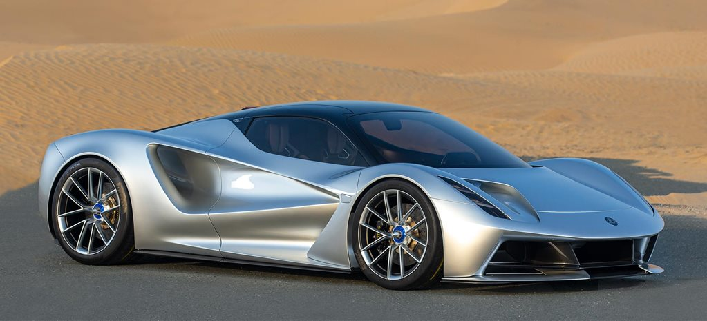 Lotus Evija Australia interest news