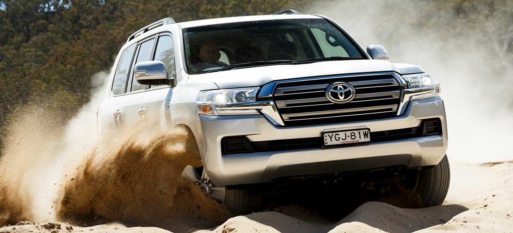 V8 diesel vital to LandCruiser's future
