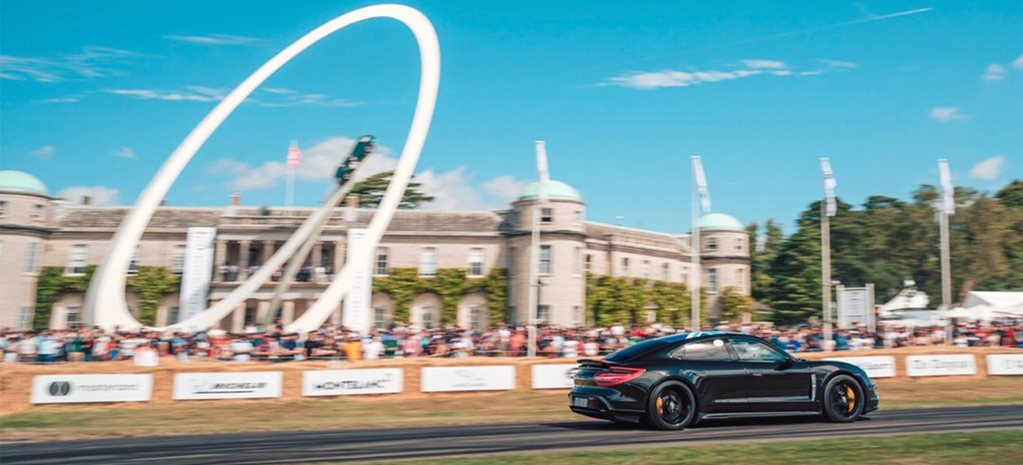 Goodwood Festival of Speed gets postponed