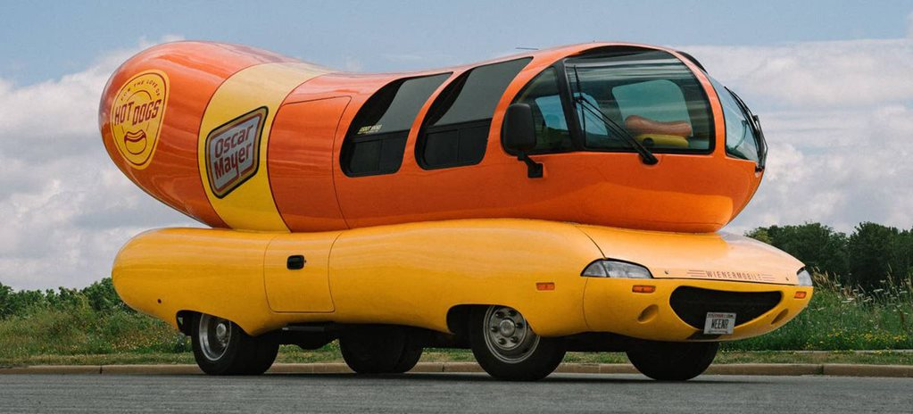 oscar meyer weinermobile