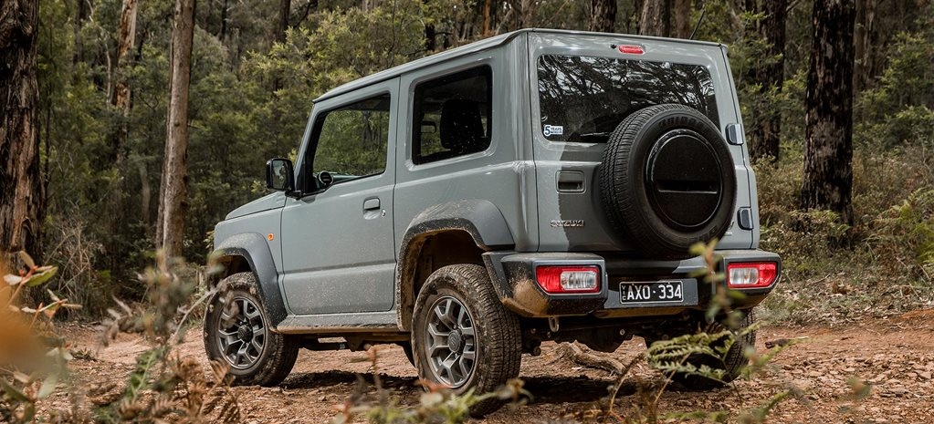 Five-door Suzuki Jimny rumoured news