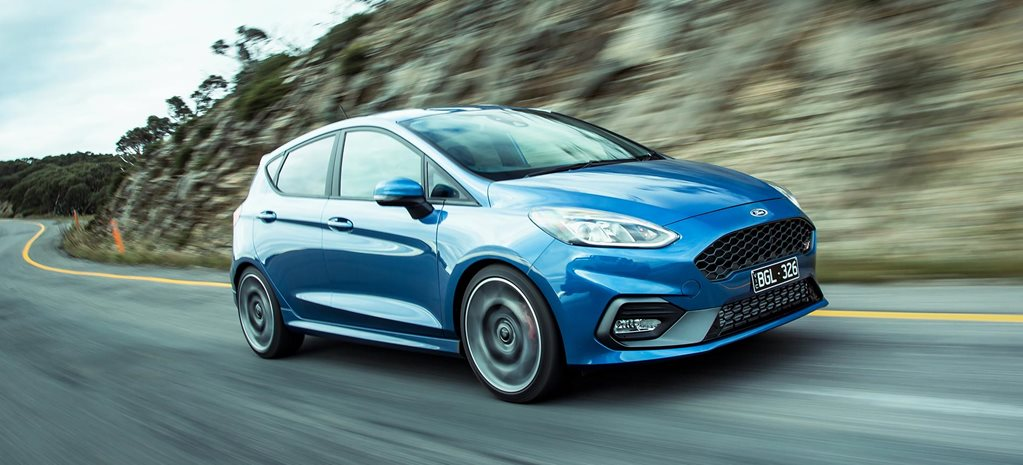 Ford Fiesta ST review feature